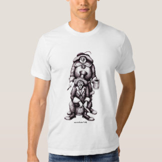 Two clowns funny t-shirt