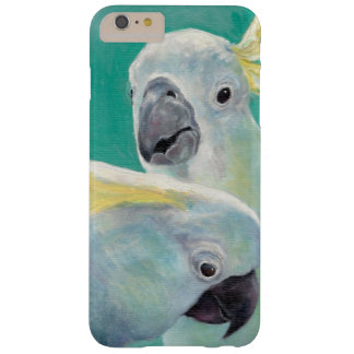 Two cockatoos barely there iPhone 6 plus case