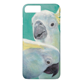 Two cockatoos iPhone 7 plus case