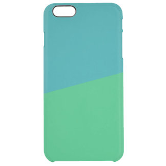 TWO COLORED: GREEN AND TEAL   iPhone 6 Case iPhone 6 Plus Case