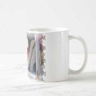 Two curios mice coffee mug