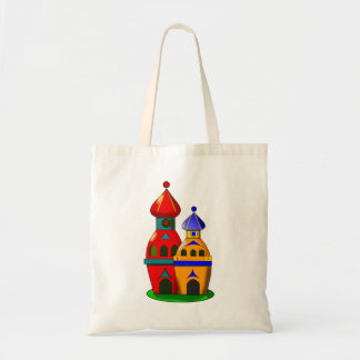 Two cute houses bag