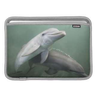 Two Dolphins underwater Sleeve For MacBook Air