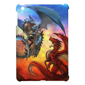 two dragon iPad mini case