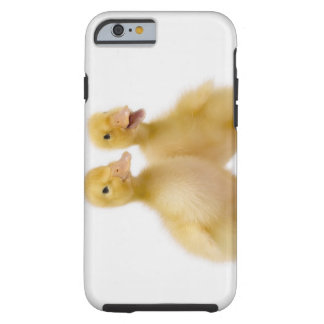 Two ducks with Easter Eggs Tough iPhone 6 Case