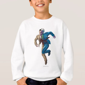 Two Face Runs Sweatshirt