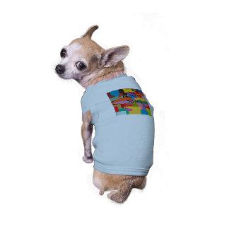 Two Faced Nacho Shirt Sleeveless Dog Shirt