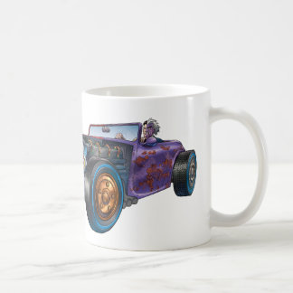 Two Face's Car 2 Coffee Mug