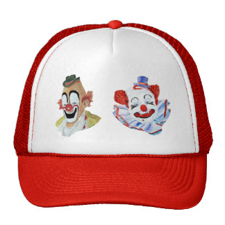 Two Famous Clowns Hat