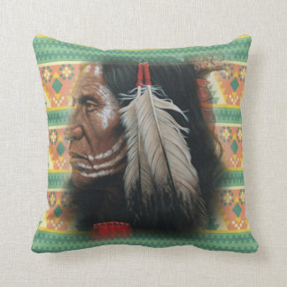 Two Feathers Cushion