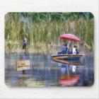 Two Fishermen at the Lake Mouse Mat