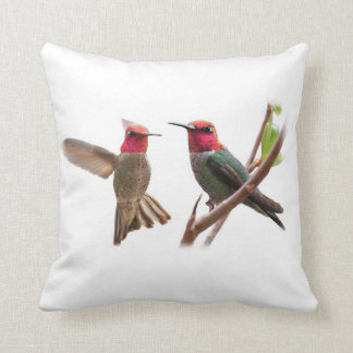 TWO FLYING JEWELS 1A PILLOWS