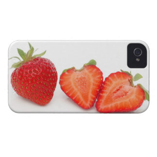 Two fresh ripe home grown organic iPhone 4 cases
