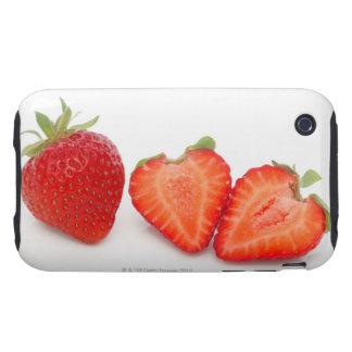 Two fresh, ripe, home grown, organic iPhone 3 tough case