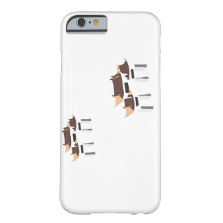 Two Gates Barely There iPhone 6 Case