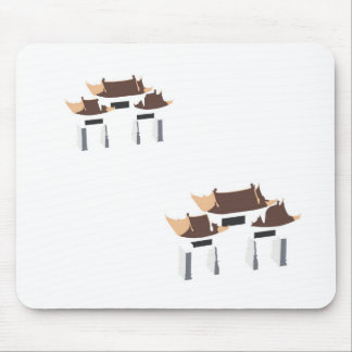 Two Gates Mouse Mat