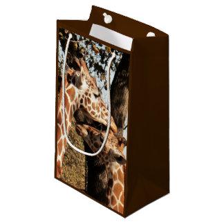 Two Giraffes Gift Bag