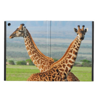 Two Giraffes iPad Air Cover