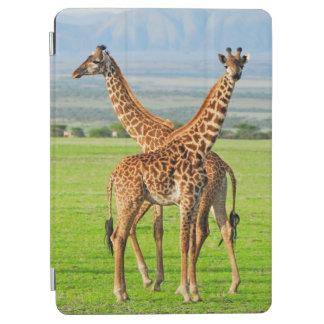 Two Giraffes iPad Air Cover