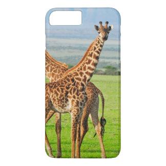 Two Giraffes iPhone 8 Plus/7 Plus Case