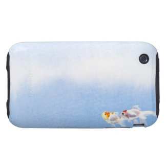 Two Goldfish Tough iPhone 3 Cover