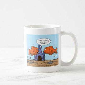 Two Goldfish--Friendship Coffee Mug