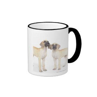Two Great Danes Coffee Mugs