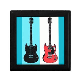 Two Guitars Gift Box