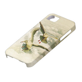 Two gulls case for the iPhone 5