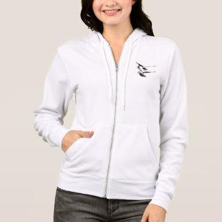 Two gulls hoodie