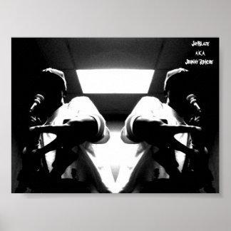 Two-Headed Beast - JayBlaze Poster