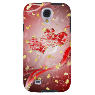 Two hearts forever galaxy s4 case