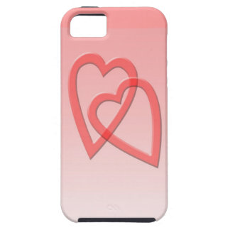 Two Hearts Joined As One Case For The iPhone 5
