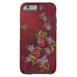 Two Hearts Tough iPhone 6 Case