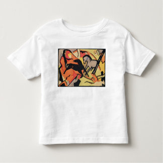 Two Horses, 1911/12 Toddler T-Shirt