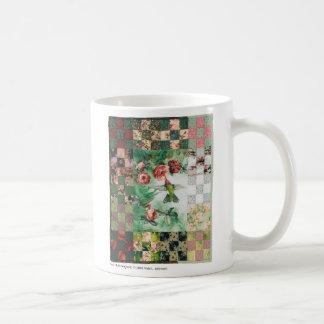 Two Hummingbirds Coffee Mug