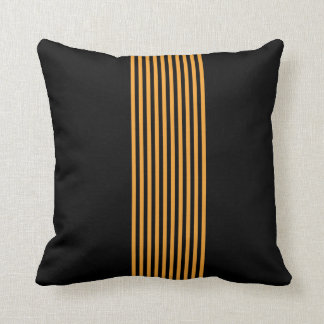 Two in one Black and White throw pillow
