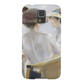 Two Ladies by the Water Case For Galaxy S5