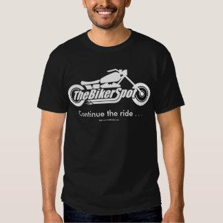 Two-lane blacktop isn't a highway - it's an attitu shirt