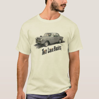 TWO LANE BLACKTOP Movie Car T-Shirt
