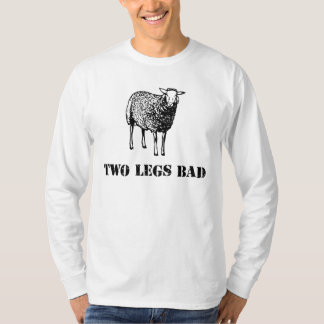Two Legs Bad Sheep T-Shirt