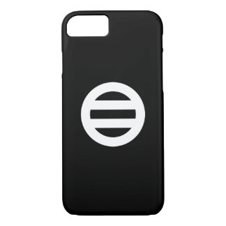 Two lines,Divided into seven iPhone 7 Case