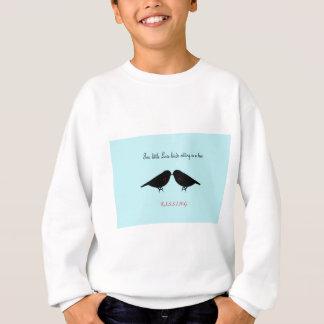 Two Little Love Birds Sweatshirt