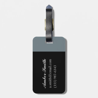 Two Little Piggies 2012 Luggage Tag