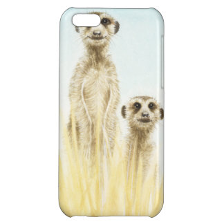 Two Meerkats Case For iPhone 5C