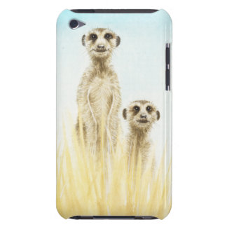 Two Meerkats iPod Touch Case