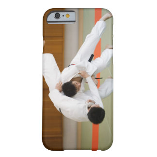 Two Men Competing in a Judo Match 2 Barely There iPhone 6 Case