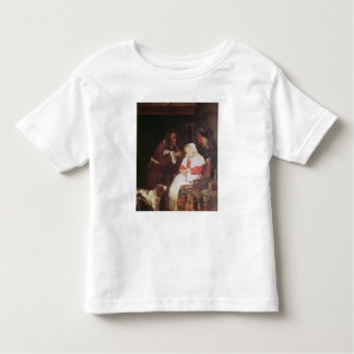 Two Men with a Sleeping Woman, c.1655-60 Toddler T-Shirt