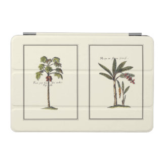 Two Miniature Framed Palm Trees iPad Mini Cover