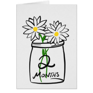 Two Months Card